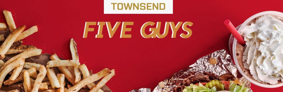 Five Guys Cover Image