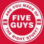 Five Guys Profile Picture